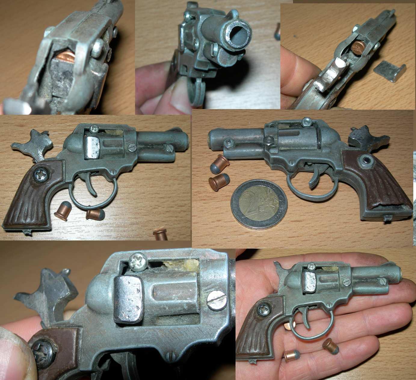 Zip guns / improvised firearms – part 1 | Impro Guns