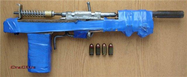 improvisedmakarov pistol