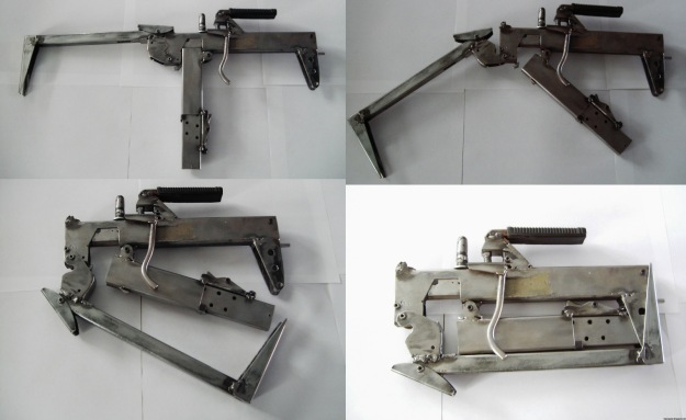 homemadefoldingsubmachinegun