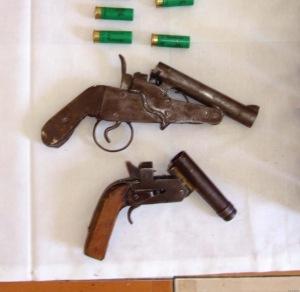 homemadeegyptshotgunsandpistol improguns