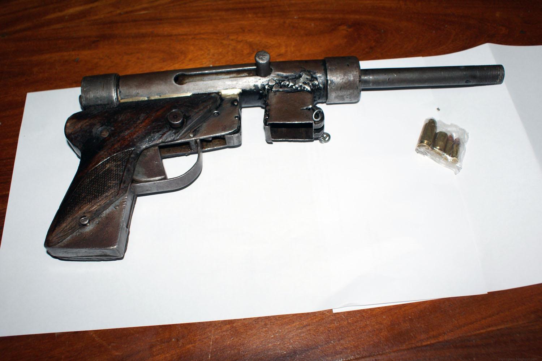 improvised 22lr machine pistol mexico