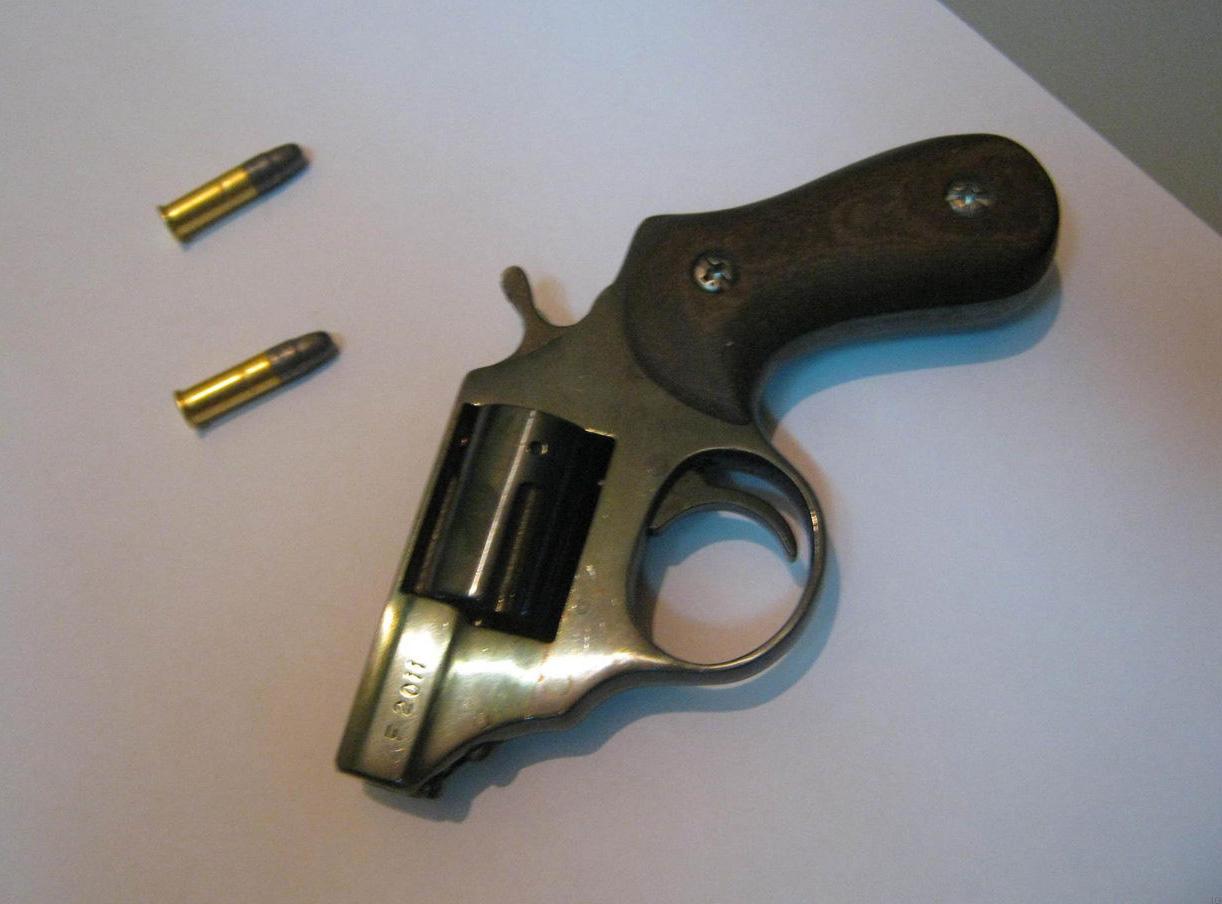 фото самодельные револьверы милая зимняя