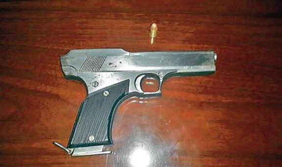 Homemade pistols – India | Impro Guns