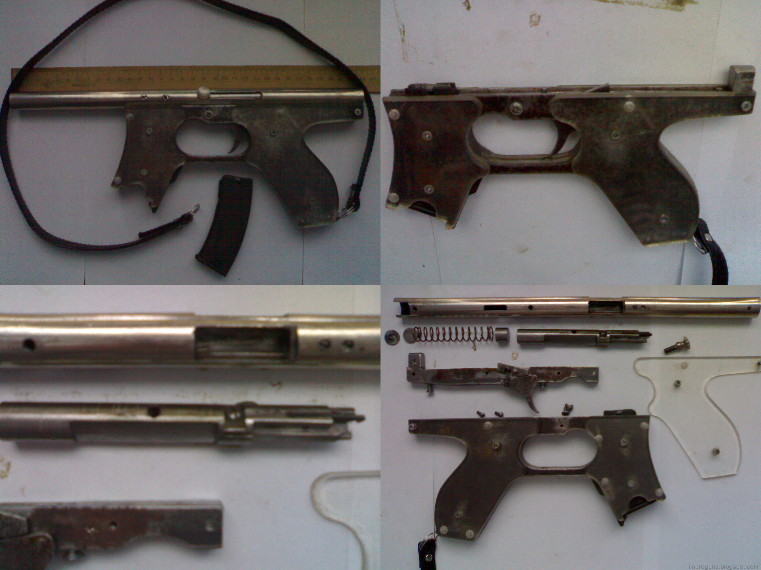 22 machine gun