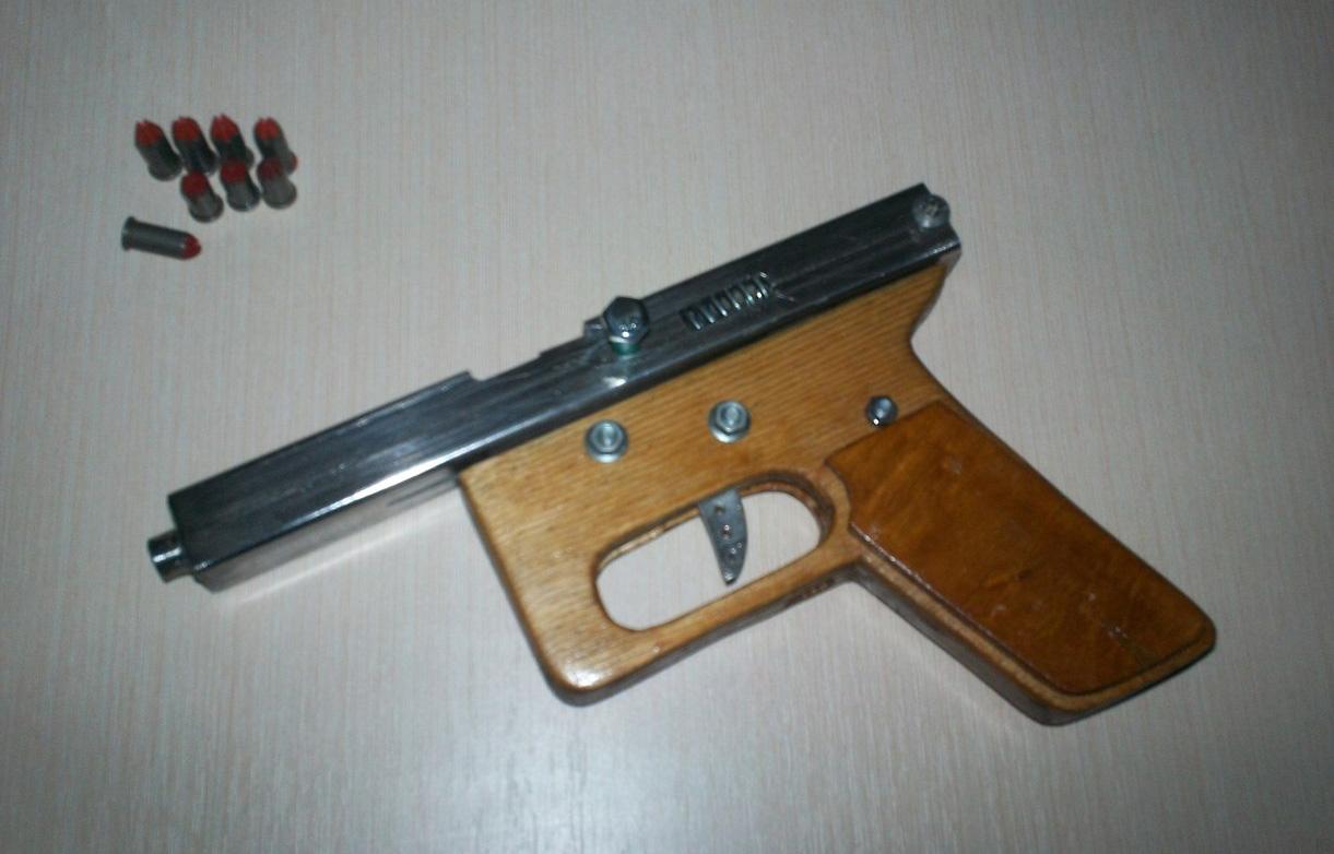 Today's crude zip guns - Calguns net
