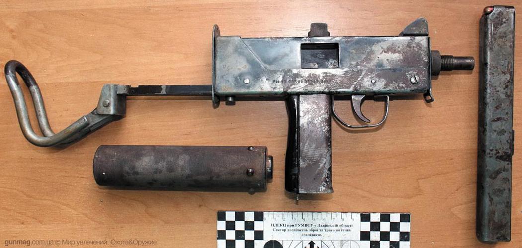 9x18mm MAC-10 copy (Ukraine) | Impro Guns