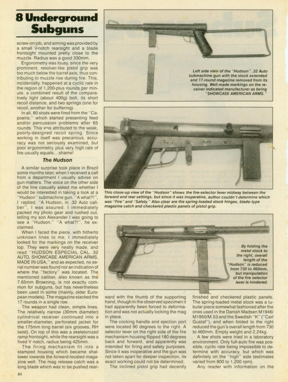 homebuilt machine guns | Impro Guns | Page 3