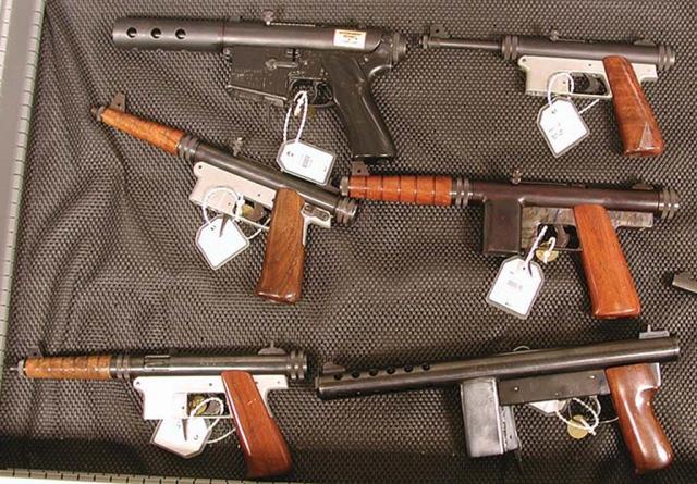 BillHolmespistols