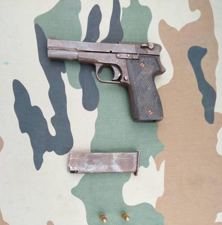 India   Impro Guns