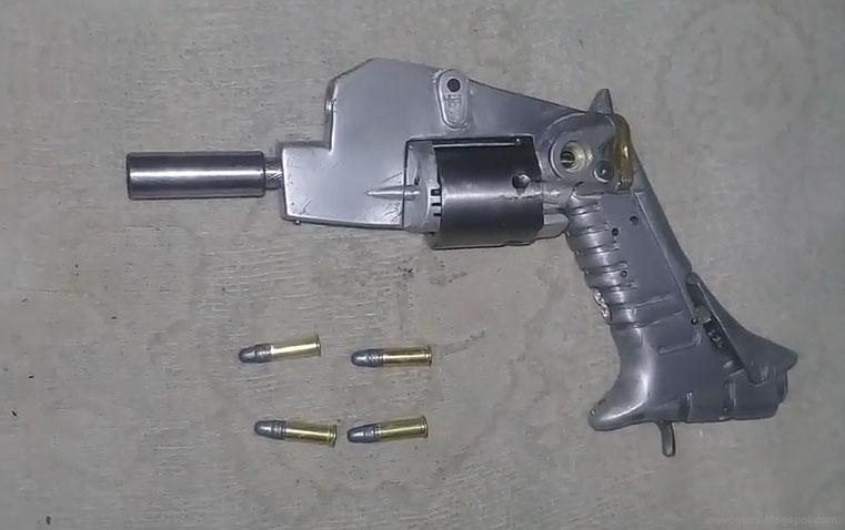 22lr Pistol Impro Guns