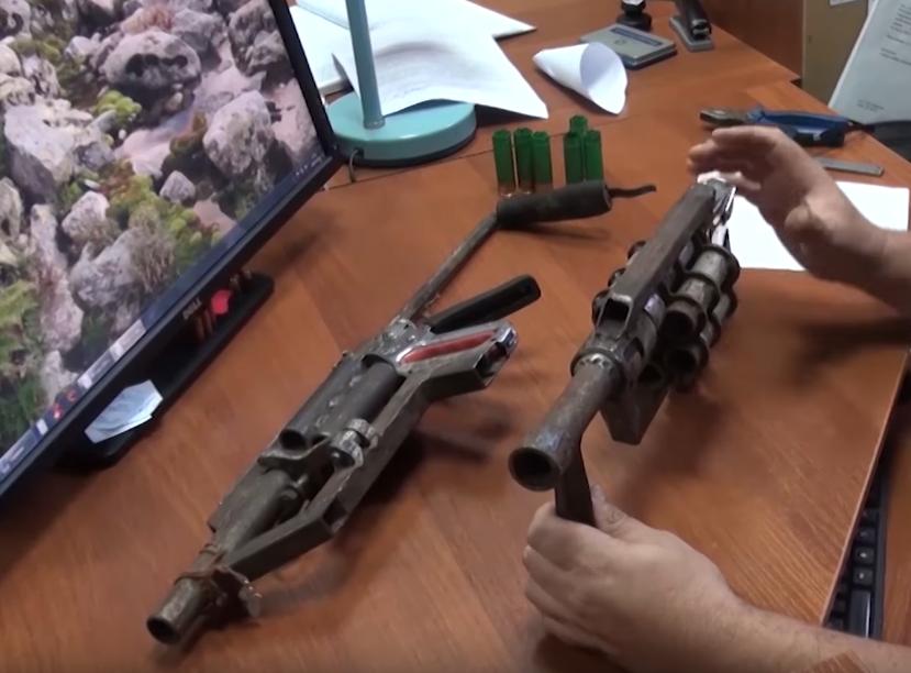 homemade shotguns | Impro Guns